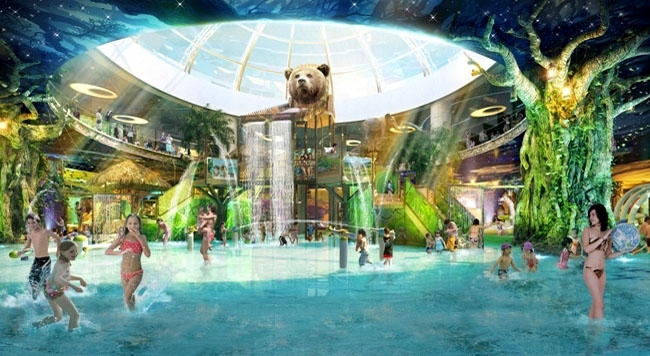 Vinpearl Water Park Royal City-1