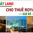 Hùng Phát Land cho thuê Royal City