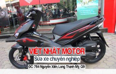 Việt Nhật Motor Quận 9 - Sửa xe chuyên nghiệp