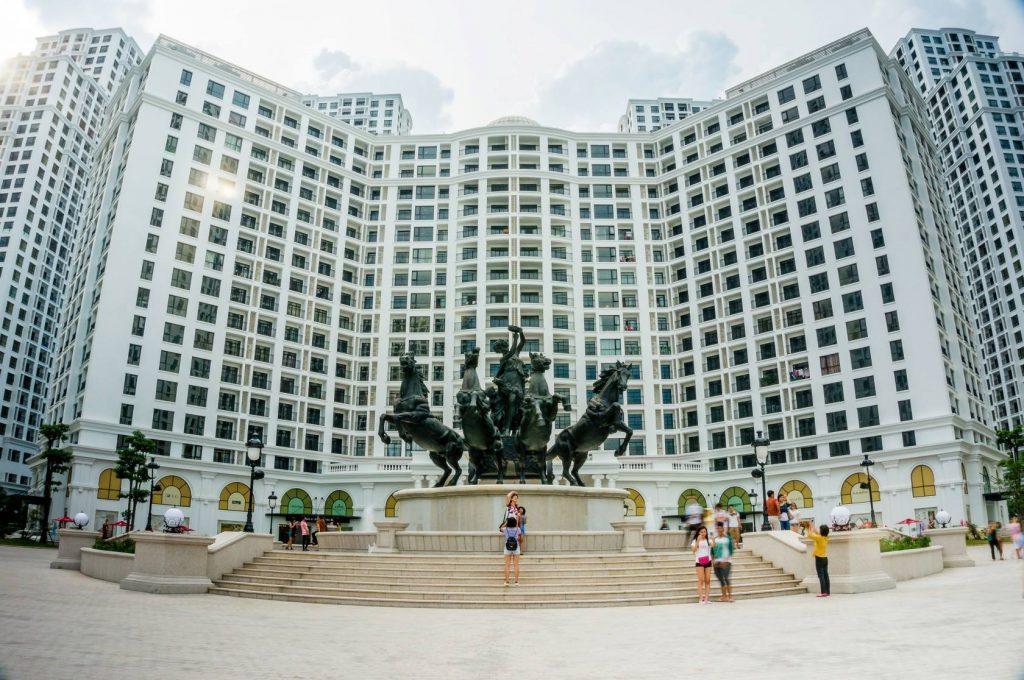 Toà chung cư R3 Royal City Hà Nội