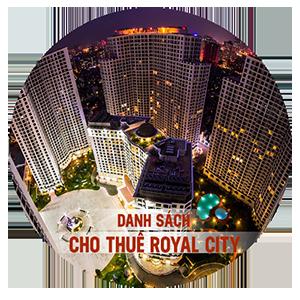 royal city cho thuê