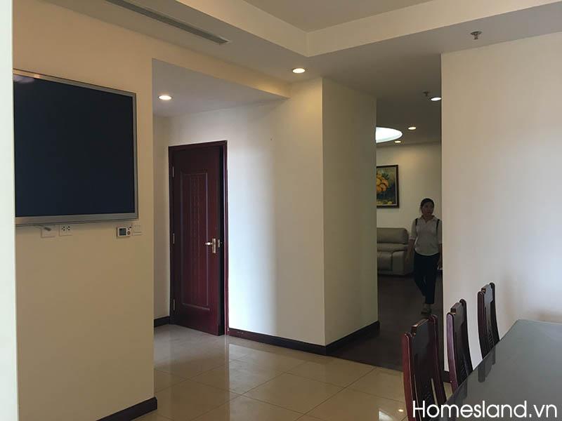 Không gian căn hộ Royal City