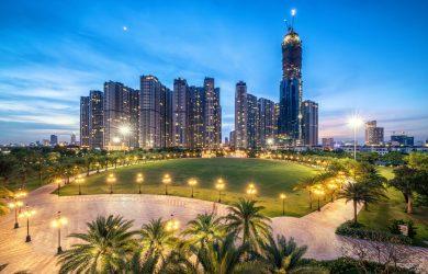 """Không ngừng gia tăng giá trị sống cho cư dân, các khu đô thị Vinhomes liên tục được bình chọn là """"khu đô thị đáng sống nhất Việt Nam""""."""