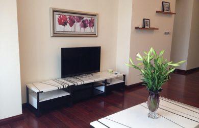 Tivi + kệ tivi phòng khách Royal City R1
