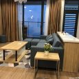 Bộ bàn ghế Sofa phòng khách - căn hộ Vinhomes Metropolis.