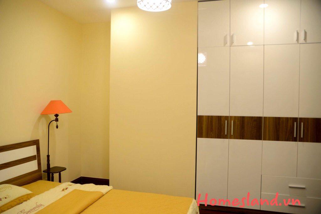Phòng ngủ 1 căn hộ R4 Royal City