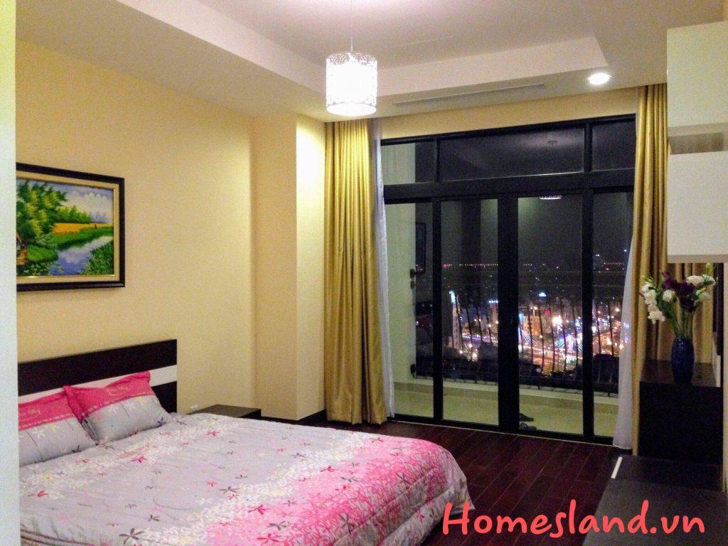 Phòng ngủ 3 căn hộ R4 Royal City