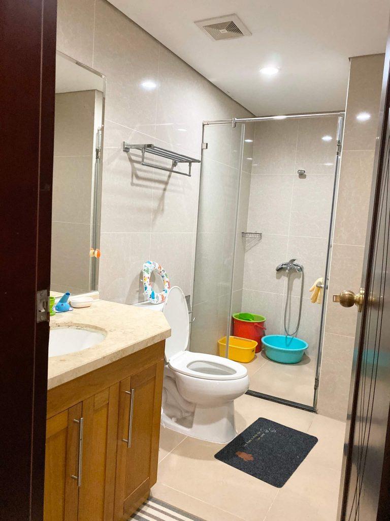 Nhà vệ sinh căn hộ 3pn