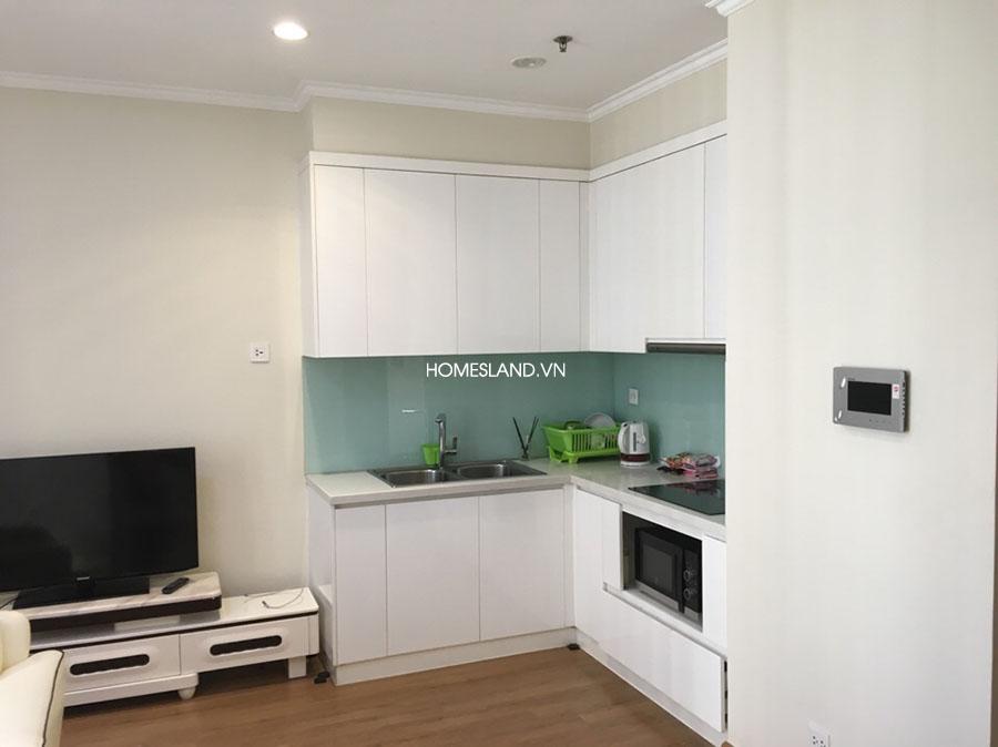 Không gian bếp của căn hộ