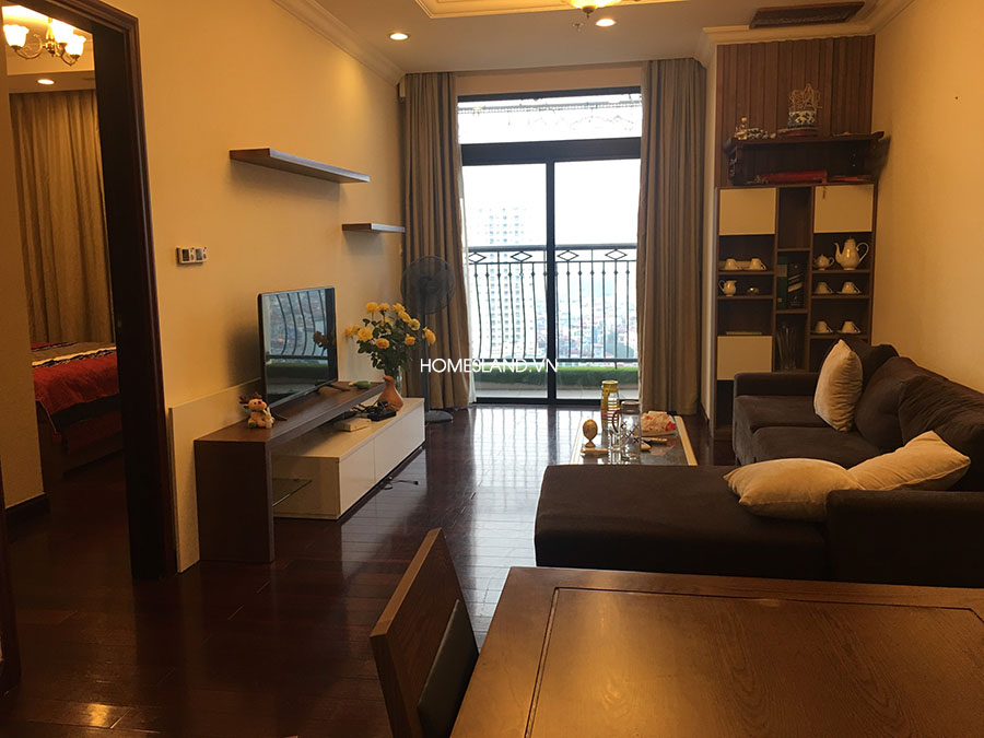 Bộ bàn ghế Sofa phòng khách căn hộ Royal City R2 88m2