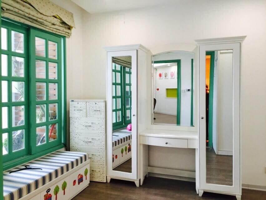 Thiết kế phòng ngủ của căn hộ