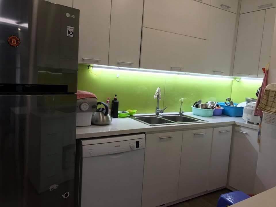 phòng bếp của căn hộ