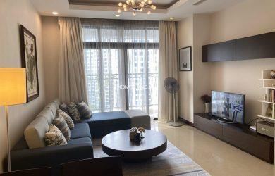 Bộ bàn ghế Sofa tại phòng khách (Phòng khách có Ban công)