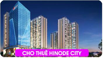homesland cho thuê chung cư hinode city
