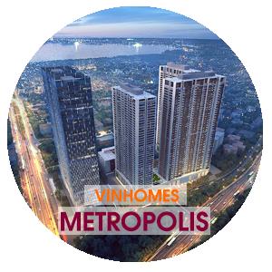 cho thuê chung cư metropolis