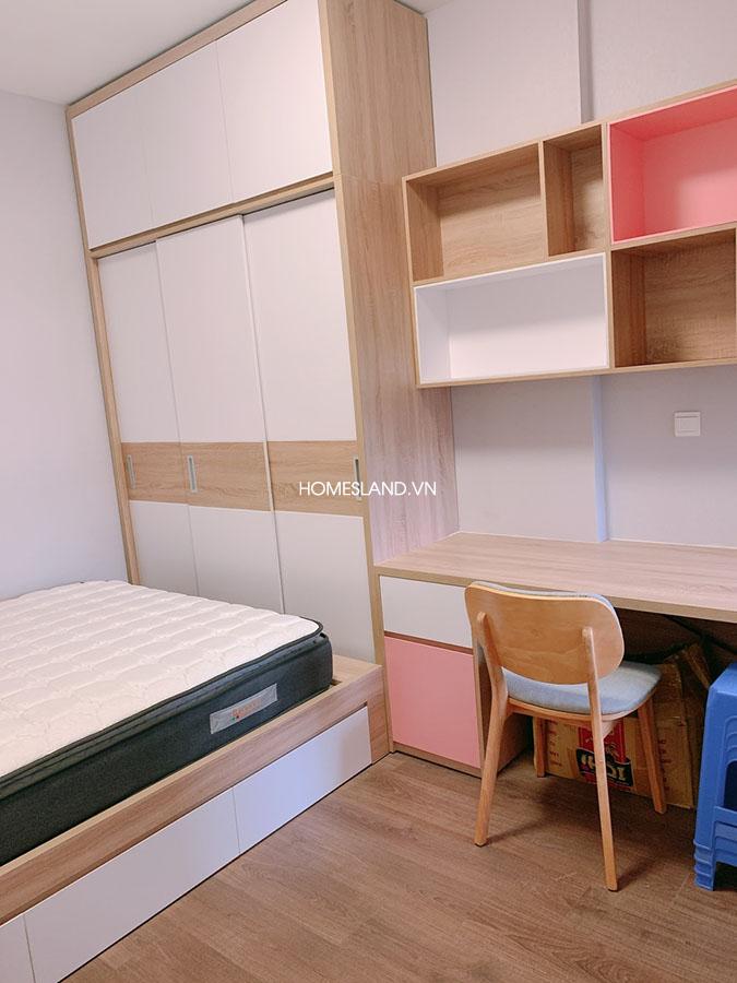 Phòng ngủ nhỏ - căn hộ 74m2 toà B View Sông Hồng
