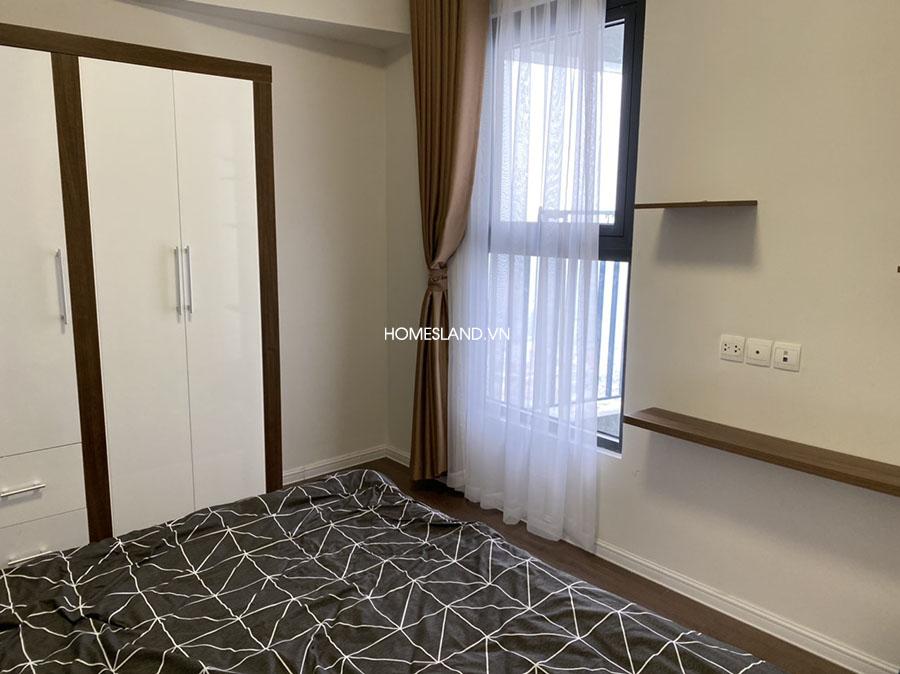 Phòng ngủ căn hộ Imperia Sky Gardne 58m2 2 ngủ đủ đồ
