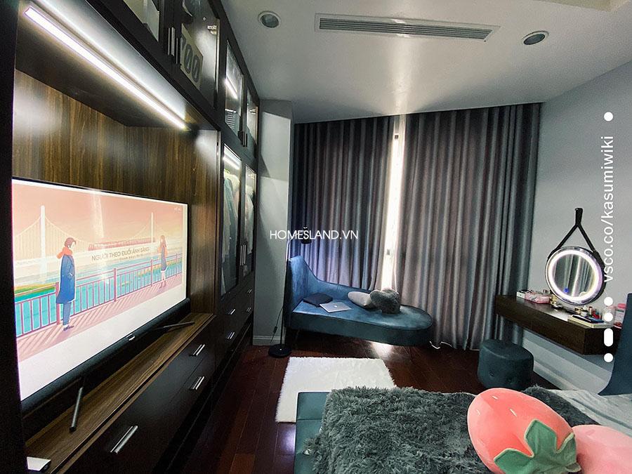 Không gian phòng ngủ lớn