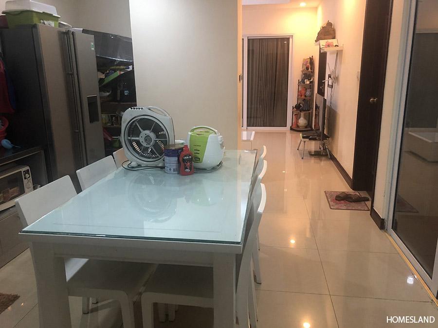 Phòng ăn căn hộ 103m2 tòa R4