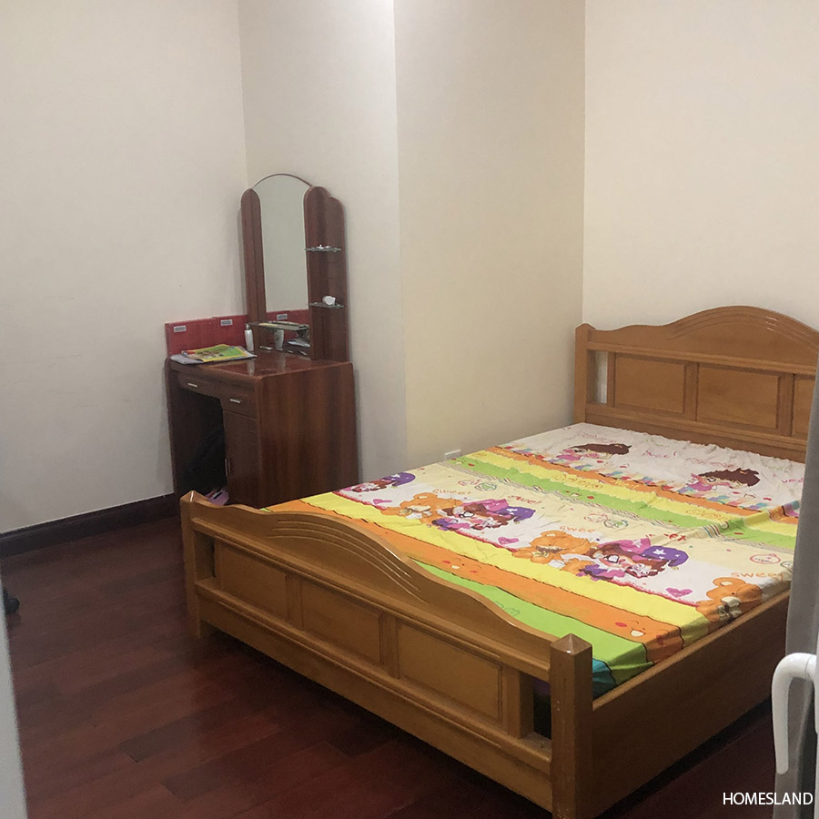 Phòng ngủ nhỏ căn hộ 103m2