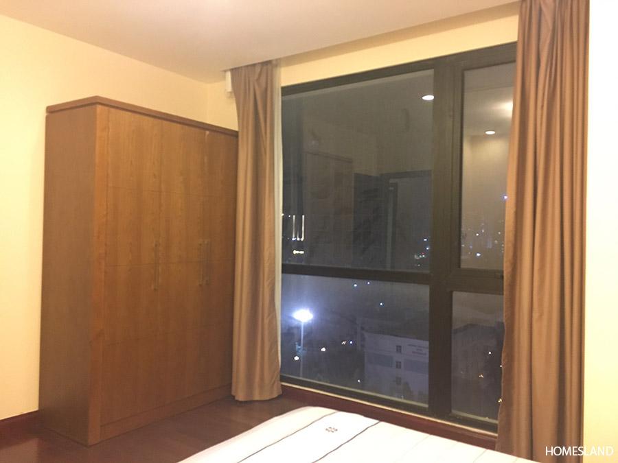 Phòng ngủ 2 căn hộ 132m2