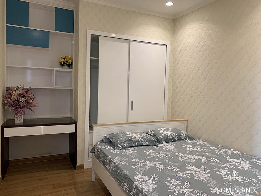Phòng ngủ nhỏ - căn hộ 2 ngủ toà R6