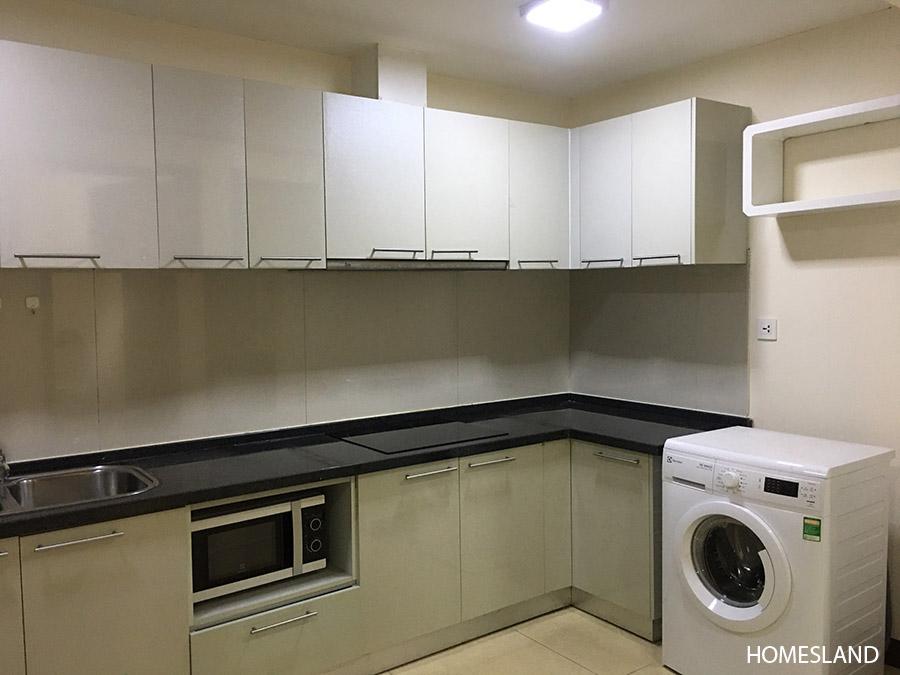 Không gian phòng bếp - căn hộ 2 ngủ Toà R5