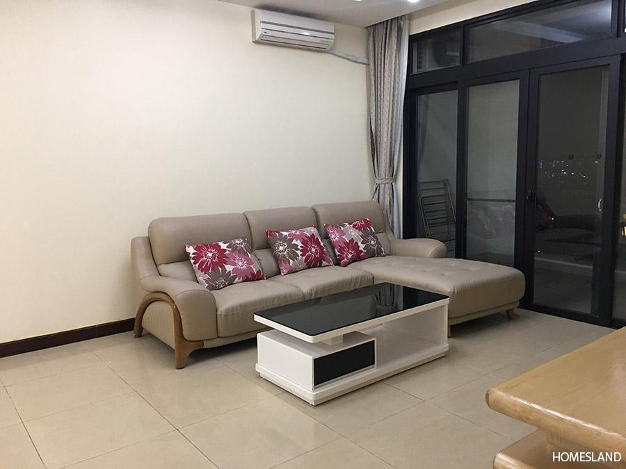 Phòng khách căn hộ R5- 132m2