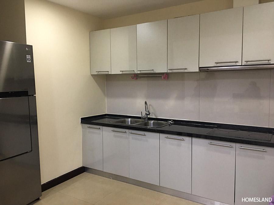 Khu bếp của căn hộ 132m2